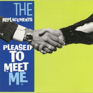 vinyl LP+3CD The Replacements ‎Pleased To Meet Me (Deluxe Edition)