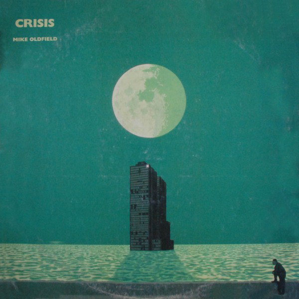 vinyl LP MIKE OLDFIELD Crises