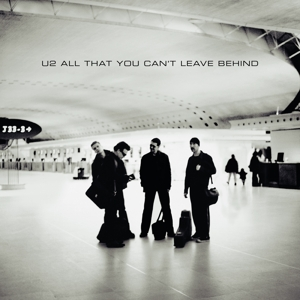 vinyl 2LP U2 All That You Can't Leave Behind - 20th Anniversary