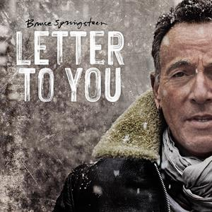 vinyl 2LP Bruce Springsteen Letter To You (Coloured vinyl)