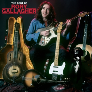 vinyl 2LP RORY GALLAGHER The Best Of Rory Gallagher
