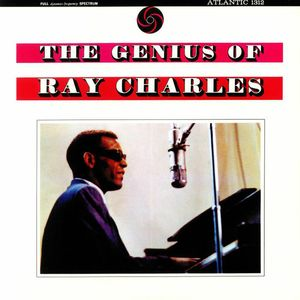vinyl LP RAY CHARLES THE GENIUS OF RAY CHARLES (MONO)
