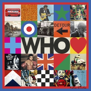 "vinyl BOXSET The Who WHO (7"" Boxset w/ Live At Kingston CD)"