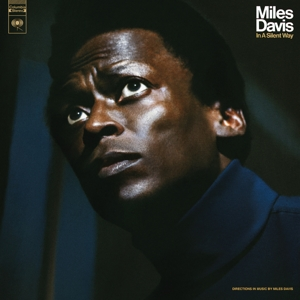 vinyl LP MILES DAVIS In a Silent Way
