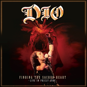 vinyl 2LP Dio Finding the Sacred Heart   Live In Philly 1986
