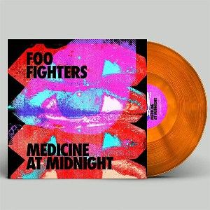 vinyl LP Foo Fighters Medicine At Midnight (Orange vinyl)