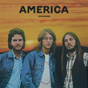 vinyl LP AMERICA HOMECOMING (Flaming gold vinyl)