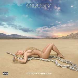 vinyl LP BRITNEY SPEARS Glory (coloured, deluxe edition)