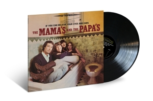 vinyl LP The Mama's And The Papa's If You Can Believe Your Eyes And Ears