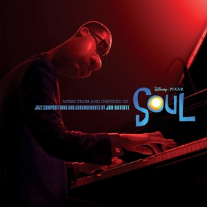 vinyl LP OST Soul: Music From and Inspired By Soul Music By Jon Batiste