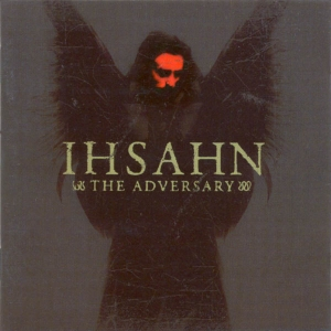 vinyl LP Ihsahn The Adversary