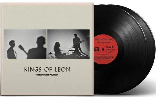 vinyl 2LP Kings of Leon When You See Yourself (Black vinyl)