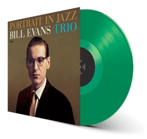 vinyl LP The Bill Evans Trio ‎Portrait In Jazz