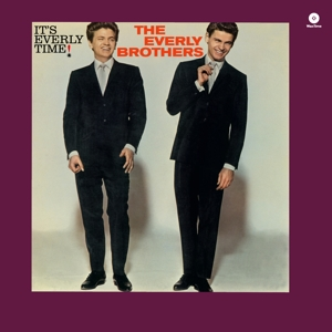 vinyl LP The Everly Brothers It's Everly Time