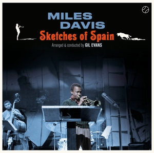 vinyl LP Miles Davis Sketches Of Spain