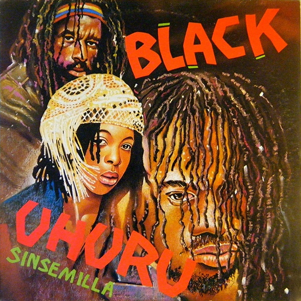 Vinyl Lp Black Uhuru Sinsemilla