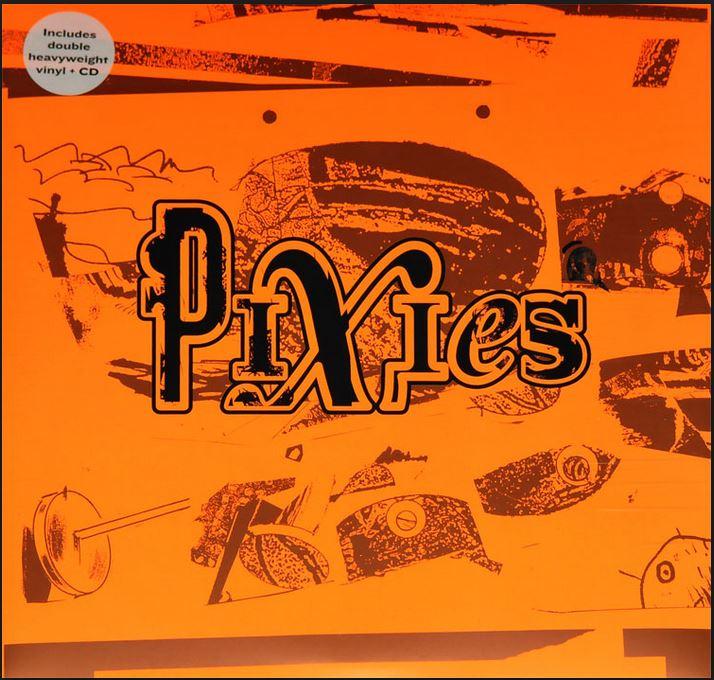 Vinyl 2lp Pixies Indie Cindy Www Vinyloveplatne Sk