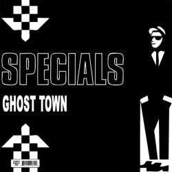 vinyl LP THE SPECIALS Ghost Town
