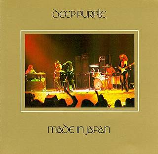 vinyl 2LP DEEP PURPLE Made In Japan