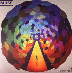 vinyl 2LP MUSE THE RESISTANCE