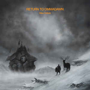 vinyl LP MIKE OLDFIELD Return To Ommadawn