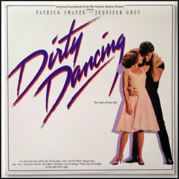 vinyl LP Dirty Dancing (soundtrack)