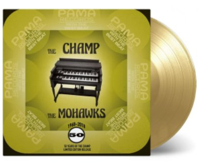 "vinyl 7"" SP THE MOHAWKS CHAMP -COLOURED- RSD"