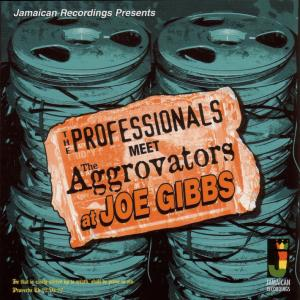vinyl LP PROFESSIONALS  Meet the Aggrovators At Joe Gibbs