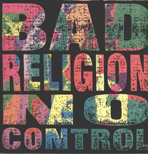 vinyl LP BAD RELIGION No Control