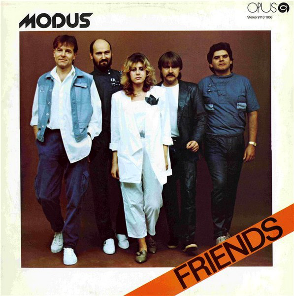 vinyl LP MODUS Friends