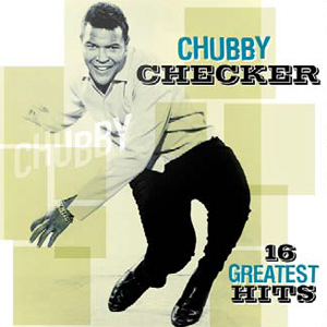 vinyl LP CHUBBY CHECKER 16 Greatest Hits