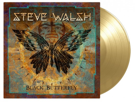 vinyl 2LP STEVE WALSH Black Butterfly