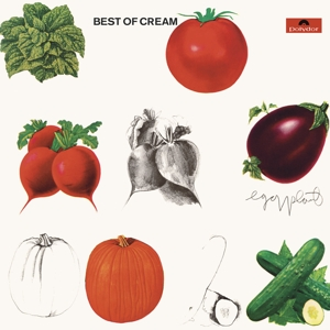 vinyl LP CREAM Best Of Cream