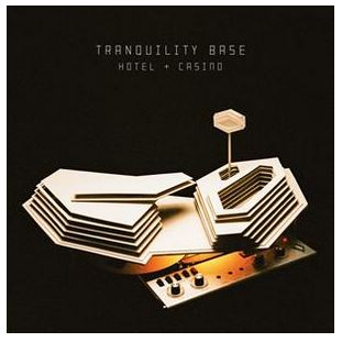 vinyl LP ARCTIC MONKEYS Tranquility Base Hotel & Casino