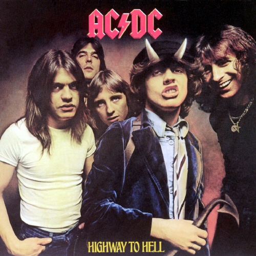 vinyl LP AC/DC Highway To Hell