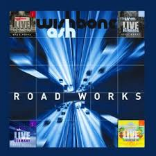 vinyl LP WISHBONE ASH ROADWORKS -.. -RSD