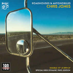 vinyl 2LP CHRIS JONES Roadhouses & Automobiles