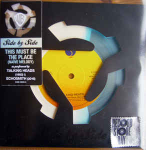 "vinyl 7"" SP TALKING HEADS & ECHOSMITH This Must Be the Place"