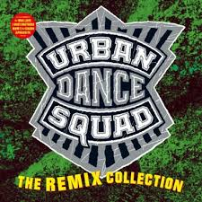 vinyl 2LP URBAN DANCE SQUAD The Remix Collection