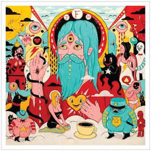 vinyl LP FATHER JOHN MISTY Fear Fun