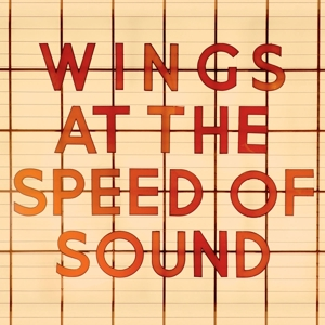 vinyl LP WINGS At The Speed Of Sound