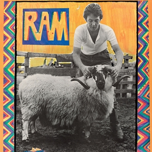 vinyl LP PAUL McCARTNEY Ram