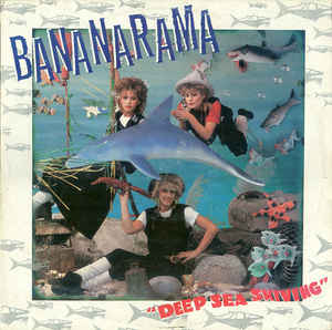 vinyl LP BANANARAMA Deep See Skiving