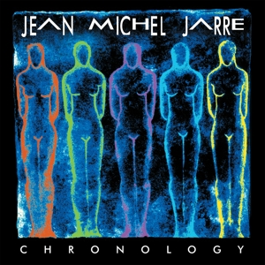 vinyl LP JEAN MICHEL JARRE Chronology