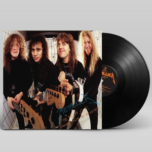 vinyl LP METALLICA 5.98 E.P. - Garage Days Re-Revisited