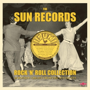 vinyl 2LP Sun Records - Rock 'N' Roll Collection (various artists)