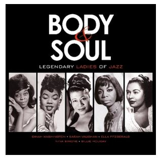 vinyl LP BODY and SOUL Legendary Ladies Of Jazz