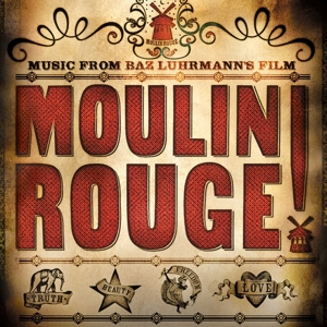 vinyl 2LP MOULIN ROGUE (soundtrack)