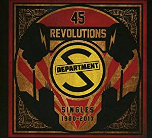 vinyl LP DEPARTMENT S 45 Revolutions: Singles 1980-2017