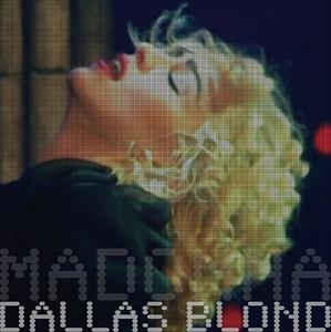 vinyl LP MADONNA Dallas Blond